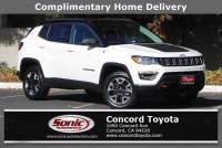 2018 Jeep Compass Trailhawk SUV in Concord