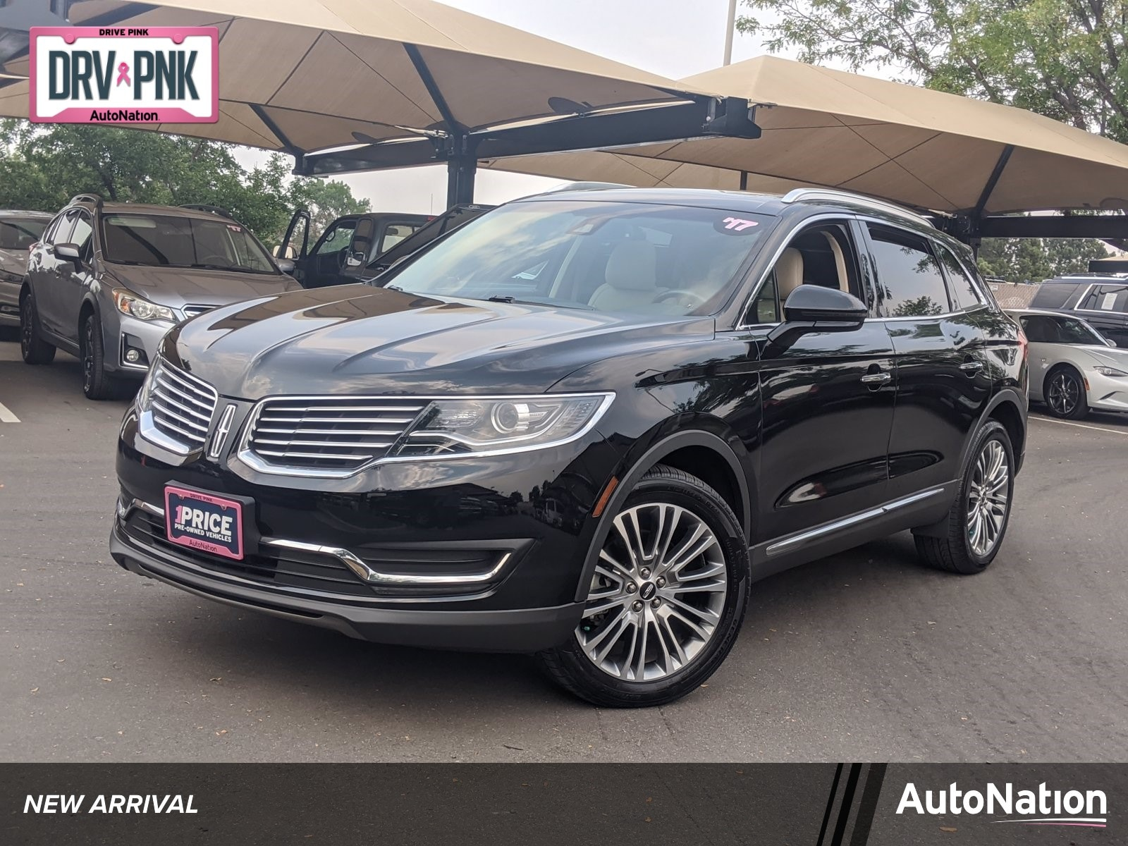 Photo 2017 Lincoln MKX Reserve