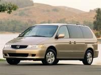Used 2004 Honda Odyssey EX-L Minivan