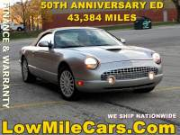 2005 Ford Thunderbird Deluxe 2dr Convertible