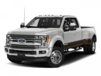 2017 Ford F-450 Super Duty 4x4 Lariat 4dr Crew Cab 8 ft. LB DRW Pickup