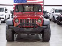 2011 Jeep Wrangler Unlimited 4x4 Sport 4dr SUV