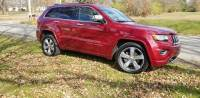 2015 Jeep Grand Cherokee 4x4 Overland 4dr SUV