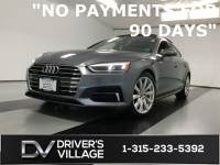 Used 2018 Audi A5 For Sale at Burdick Nissan   VIN: WAUBNCF5XJA009554