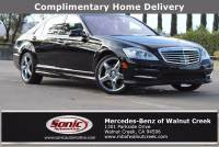 2013 Mercedes-Benz S-Class S 550 in Walnut Creek