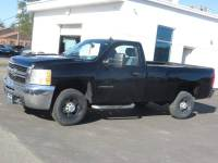2009 Chevrolet Silverado 2500HD 4x4 Work Truck 2dr Regular Cab LB