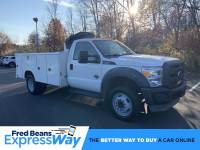 Used 2013 Ford F-450 Chassis For Sale | Doylestown PA - Serving Quakertown, Perkasie & Jamison PA | 1FDUF4GT8DEB02304