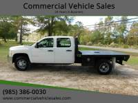 2009 Chevrolet Silverado 3500HD 4x2 Work Truck 4dr Crew Cab LB DRW