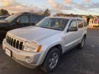 2006 Jeep Grand Cherokee Limited 4dr SUV 4WD w/ Front Side Airbags