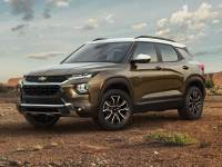 2021 Chevrolet TrailBlazer 4x4 LT 4dr Crossover