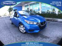 Used 2020 Nissan Versa 1.6 S For Sale in Orlando, FL (With Photos) | Vin: 3N1CN8DV8LL804849