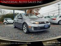 2013 Volkswagen GTI PZEV 4dr Hatchback 6A w/ Convenience and Sunroof