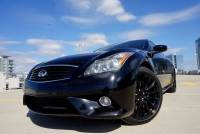 2014 Infiniti Q60 Coupe Q60 G37 w/ 6 Speed Manual