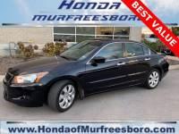 2008 Honda Accord Sedan EX-L