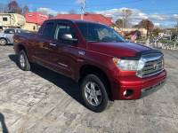 2007 Toyota Tundra Limited 4dr Double Cab 4WD SB (5.7L V8)