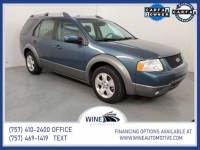 2005 Ford Freestyle AWD SEL 4dr Wagon