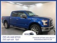 2017 Ford F-150 4x4 XLT 4dr SuperCrew 5.5 ft. SB