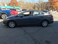 2012 Honda Civic LX 4dr Sedan 5M