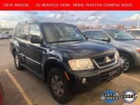 Used 2003 Mitsubishi Montero For Sale in AURORA IL Near Naperville & Oswego, IL | Stock # A11057A