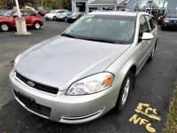 2007 Chevrolet Impala LT 4dr Sedan w/ roof rail curtain delete