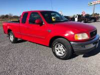 1998 Ford F-150 3dr XLT Extended Cab SB