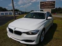 2014 BMW 3 Series 328i 4dr Sedan
