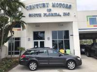 2008 Subaru Outback (Natl) Ltd AWD Sunroof Heated Leather CD Changer