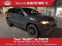 Used 2018 Jeep Grand Cherokee Altitude SUV