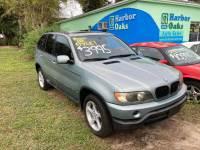 2002 BMW X5 AWD 3.0i 4dr SUV