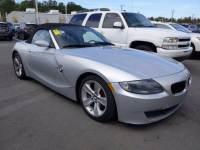 Used 2006 BMW Z4 3.0i For Sale in North Charleston, SC | 4USBU33586LW67504