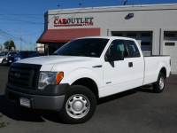 2012 Ford F-150 4x2 XL 4dr SuperCab Styleside 8 ft. LB