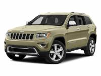 Pre-Owned 2015 Jeep Grand Cherokee 4WD 4dr Overland