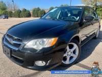2008 Subaru Legacy 2.5l AWD MANUAL TRANSMISSION 128k