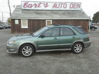 2006 Subaru Impreza AWD Outback Sport Special Edition 4dr Wagon (2.5L H4 4A)