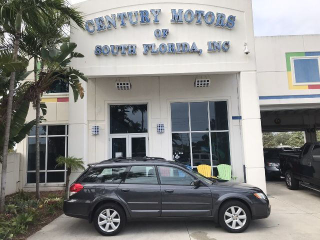 Photo 2008 Subaru Outback Natl Ltd AWD Sunroof Heated Leather CD Changer