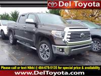 Used 2018 Toyota Tundra 4WD 1794 Edition For Sale in Thorndale, PA | Near West Chester, Malvern, Coatesville, & Downingtown, PA | VIN: 5TFAY5F12JX769487