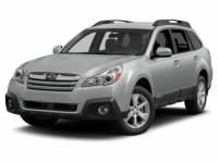 2014 Subaru Outback 3.6R Limited (A5) SUV