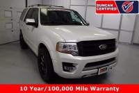 Used 2016 Ford Expedition For Sale at Duncan Hyundai | VIN: 1FMJU2AT3GEF35698