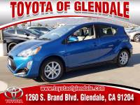 Used 2017 Toyota Prius C for Sale at Dealer Near Me Los Angeles Burbank Glendale CA Toyota of Glendale | VIN: JTDKDTB37H1598888