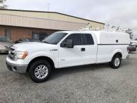2014 Ford F-150 XLT w/HD Payload Pkg