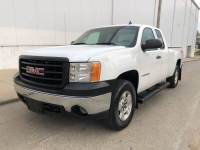 2008 GMC Sierra 1500 4WD Work Truck 4dr Extended Cab 6.5 ft. SB