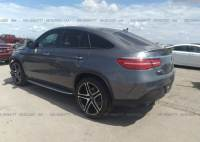 2018 Mercedes-Benz GLE AWD AMG GLE 43 4MATIC 4dr Coupe