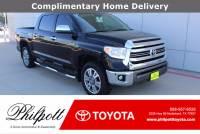 2017 Toyota Tundra 1794 Edition Truck CrewMax