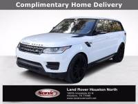 Used 2017 Land Rover Range Rover Sport 3.0L V6 Supercharged SE in Houston