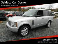 2005 Land Rover Range Rover HSE 4WD 4dr SUV