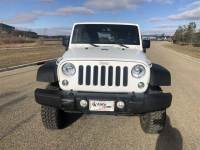 2015 Jeep Wrangler Unlimited 4X4 Altitude 4dr SUV
