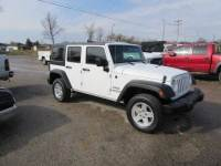2017 Jeep Wrangler Unlimited 4x4 Freedom 4dr SUV