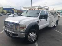 2008 Ford F-450 Super Duty 4X2 4dr SuperCab 161.8 in. WB