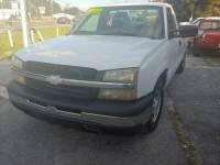 2004 Chevrolet Silverado 1500 2dr Standard Cab Rwd LB