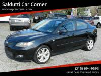 2009 Mazda MAZDA3 i Touring Value 4dr Sedan 4A w/Cal Emissions